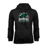 Black Fleece Hoodie-RiverHawks Athletics