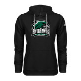 Adidas Climawarm Black Team Issue Hoodie-RiverHawks Athletics