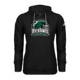 Adidas Climawarm Black Team Issue Hoodie-RiverHawks Athletics