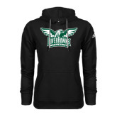 Adidas Climawarm Black Team Issue Hoodie-Alternate RiverHawks Athletics Two Color