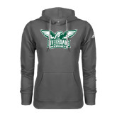 Adidas Climawarm Charcoal Team Issue Hoodie-Alternate RiverHawks Athletics Two Color
