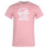 Light Pink T Shirt-Official Logo