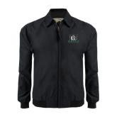 Black Players Jacket-NSU Northeastern State