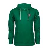 Adidas Climawarm Dark Green Team Issue Hoodie-NSU Northeastern State