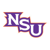 Large Decal-NSU, 12 inches wide