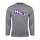 Performance Steel Longsleeve Shirt-NSU