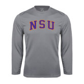 Performance Steel Longsleeve Shirt-Arched NSU