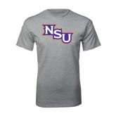 Grey T Shirt-NSU