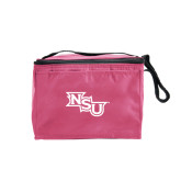 Six Pack Pink Cooler-NSU