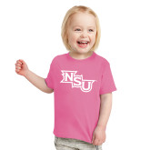 Toddler Fuchsia T Shirt-NSU