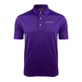 Purple Dry Mesh Polo-Arched Northwestern State