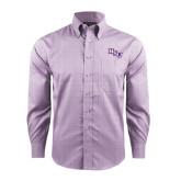 Red House Purple Plaid Long Sleeve Shirt-NSU