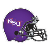 Football Helmet Magnet-NSU