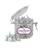 Kissable Creations Small Round Canister-NSU