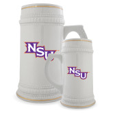 Full Color Decorative Ceramic Mug 22oz-NSU