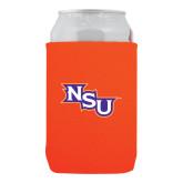 Neoprene Orange Can Holder-NSU