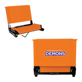 Stadium Chair Orange-Northwestern State Demons