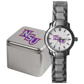Mens Stainless Steel Fashion Watch-NSU