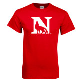 Red T Shirt-N Mark