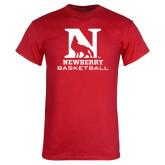 Red T Shirt-Basketball