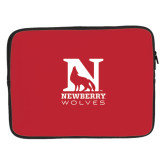 15 inch Neoprene Laptop Sleeve-Official Logo