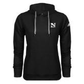 Adidas Climawarm Black Team Issue Hoodie-N Mark