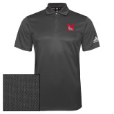 Adidas Climalite Charcoal Game Time Polo-N Mark