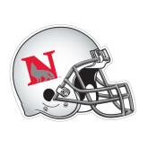 Football Helmet Magnet-N Mark