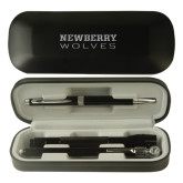Black Roadster Gift Set-Newberry Wolves Engraved