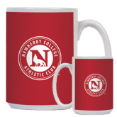 Full Color White Mug 15oz-Athletic Club