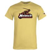Champion Vegas Gold T Shirt-Lacrosse