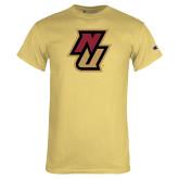 Champion Vegas Gold T Shirt-NU