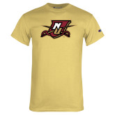 Champion Vegas Gold T Shirt-NU Shield