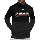 Adidas Black Team Issue Hoodie-NU