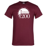 Maroon T Shirt-Forging The Future