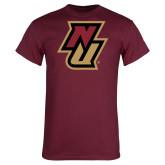 Maroon T Shirt-NU