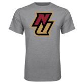 Grey T Shirt-NU