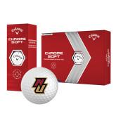 Callaway Chrome Soft Golf Balls 12/pkg-NU