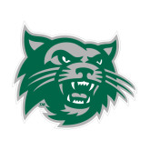 Medium Decal-Bearcat Head, 8 inches wide