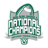 Medium Decal-2015 NCAA National Football Champs