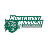 Medium Decal-Northwest Missouri Bearcats w/ Cat