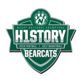 Medium Decal-History Shield Logo