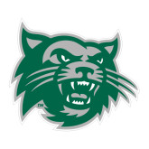 Large Decal-Bearcat Head, 12 inches wide
