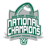 Large Decal-2015 NCAA National Football Champs