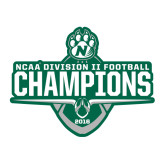 Large Decal-NCAA DII Football Champions 2016