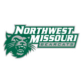 Extra Large Decal-Northwest Missouri Bearcats w/ Cat