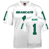 Replica White Adult Football Jersey-#1