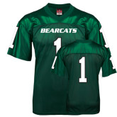Replica Dark Green Adult Football Jersey-#1