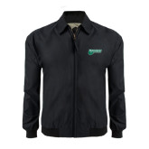 Black Players Jacket-Northwest Bearcats w/ Cat