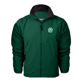 Forest Green Survivor Jacket-Official Logo